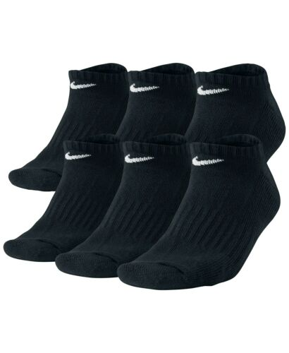 Nike 6 Pack Men's Large No Show Socks