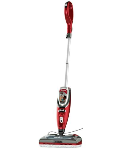 Shark Steam & Spray Pro Steam Mop, Red, SS460D