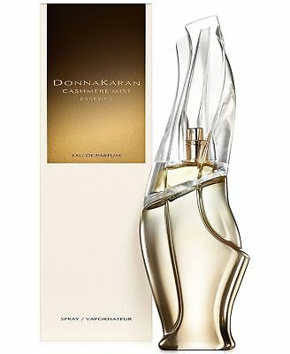 Cashmere Mist Essence (Donna Karan Cashmere Mist Essence 1.7Oz Eau de Parfum Spray Women Sealed Box)