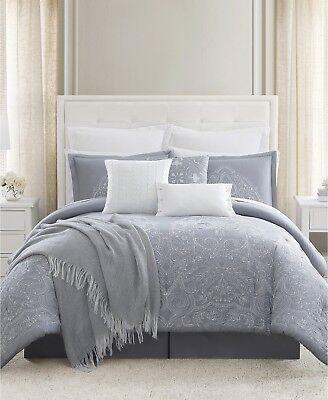 - Pem America 10 Piece Queen Comforter Set Talia Embroidered E92240