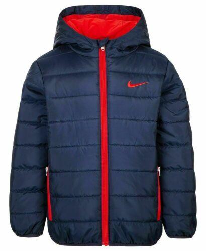 Nike Watewolf Puffer Winter Hoodie  Coat BOYS SIZE 2T/3T/4T/5/6/7  NWT $75