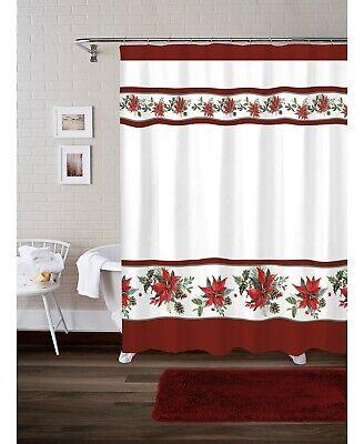 Idea Nuova Poinsettia 17-Pc. Bath Set T410348