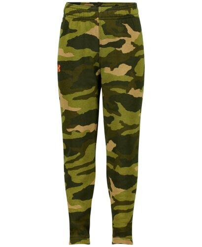 Under Armour Little Boys Bandit Camo-Print Jogger Pants - Green - 5