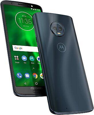 Motorola Moto G6 32 Gb Unlocked Smart phone deep indigo