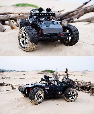 TOZO RC CAR Warhammer 32MPH 4X4 Race Cars 1:12 Remote Control Buggy Radio Uk
