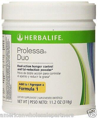 New Herbalife Prolessa Duo Large 30 Day Program 11 2 Oz Free Usa Ship  Intl Ship
