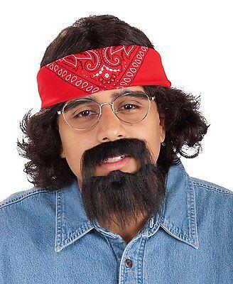 Cheech and Chong - Tommy Chong Disguise Kit (Cheech Mustache)