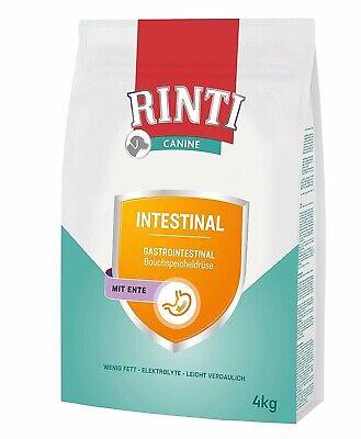 Rinti Canine Intestinal Diätfutter für Hunde 4kg