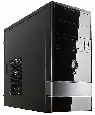 ROSEWILL Micro ATX Mini Tower Computer Case, Steel and plast