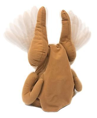 Forum Novelties Roasted Turkey Hat W/Moving Legs-Battery Operated, Multi Color,