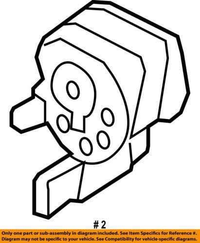 Ford Oem Engine Motor Mounttorque Strut 7a1z6038aa