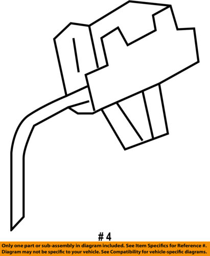 Vw Volkswagen Oem 16 18 Passat Driver Air Bag Harness 6c0971584c
