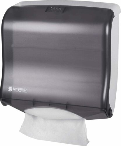 Ultrafold Fusion Folded Towel Dispenser, Fits 400 Multifold/240 C-Fold Towels