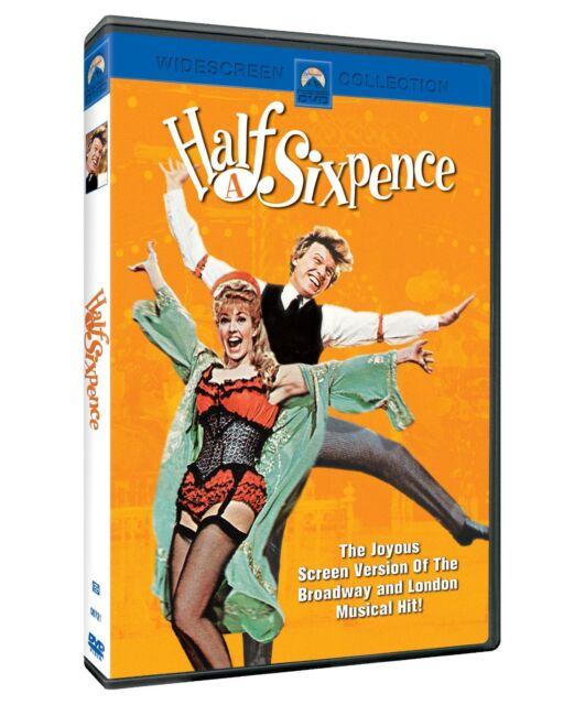 HALF A SIXPENCE (1967 Tommy Steele)  DVD - REGION 1 - SEALED