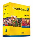 Rosetta Stone Computer Software - Spanish Version