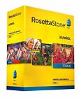 Rosetta Stone Education & Reference Software - Spanish Version
