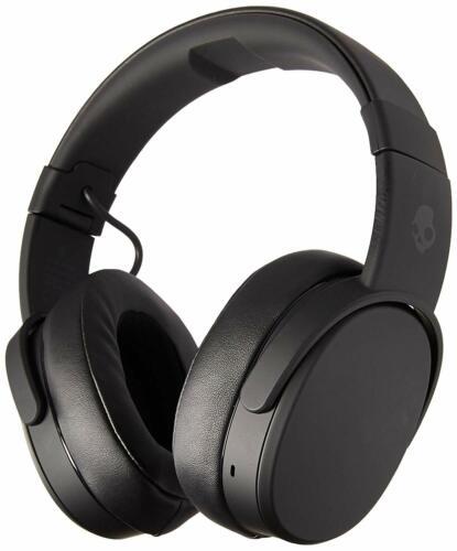 Skullcandy Crusher Wireless Over-the-Ear Headphones Black/Coral S6CRW-K591
