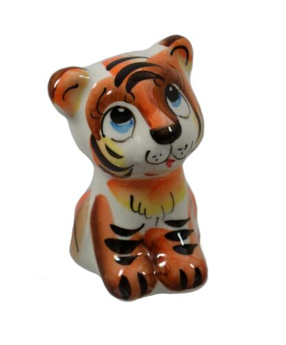 TIGER porcelain figurine #0265 - the Symbol of the Year 2022