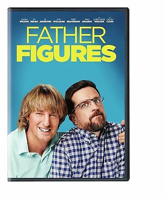 2018 New Release Dvd Movie  Father Figures Free First Class Shipping