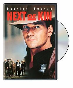 NEXT OF KIN (1989 Patrick Swayze) -  DVD - REGION 1 - SEALED