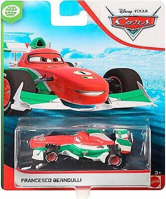 DISNEY PIXAR CARS FRANCESCO BERNOULLI WGP 2020 SAVE 6% IMPERFECT PACKAGING
