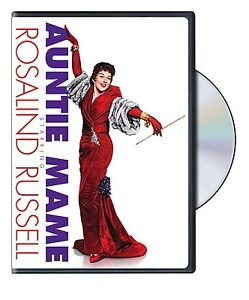 AUNTIE MAME (1958 Rosalind Russell)   -  DVD - UK Compatible - New & sealed