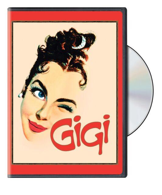 GIGI (1958 Leslie Caron) english cover -  DVD - UK Compatible - New & sealed