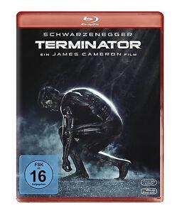 TERMINATOR-1-Uncut-James-Cameron-ARNOLD-SCHWARZENEGGER-BLU-RAY-nuovo