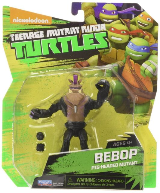 Teenaje Mutant Ninja Bebop Pig Action Figure Turtles TMNT NICKELODEON  Free P&P