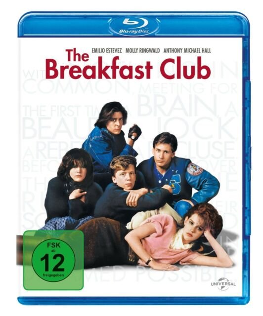 BREAKFAST CLUB-30TH ANNIVERSARY  BLU-RAY NEU
