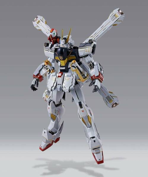 AU Seller Bandai Metal Build Crossbone Gundam X-1 XM-X1 Brand New
