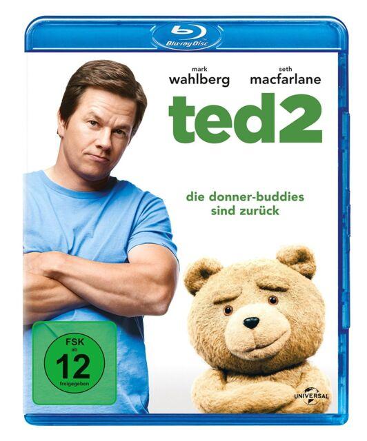 Ted - Teil: 2 [Blu-ray](NEU/OVP) Mark Wahlberg, Liam Neeson, Amanda Seyfried, Mo