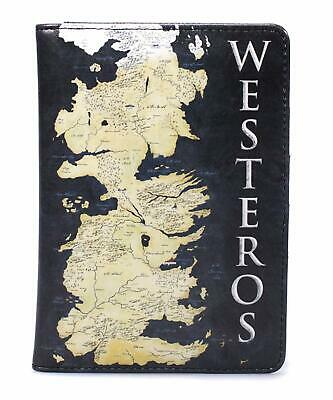 Game Of Thrones Pass-Etui Westeros - Reise Zubehör - Karte Design (Game Of Thrones Zubehör)