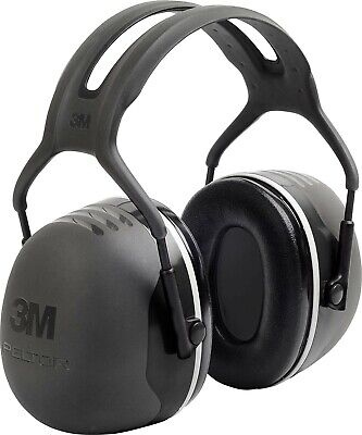 3m Peltor X5a Over-the-head Ear Muffs Noise Protection Nrr 31 Db Construction