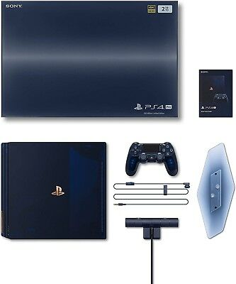 Sony PS4 Pro 2TB Limited Edition 500 Million Console confirmed PRE-ORDER* 24/08