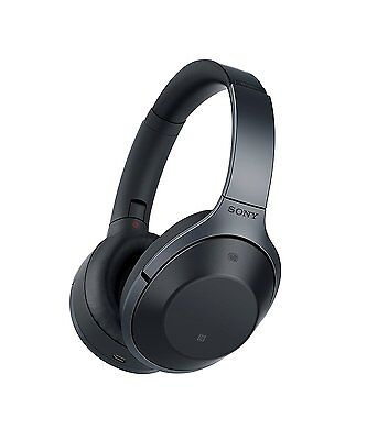 *NEW* Sony MDR1000X-B Premium Noise Cancelling, Bluetooth Headphone, Black
