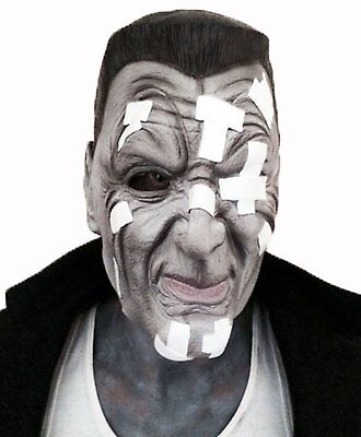 Sin City Costumes (Marv mask Sin City fancy dress cosplay costume Frank Miller)