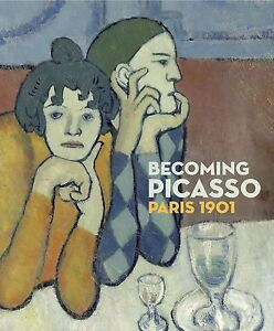 Becoming Picasso: Paris 1901, Barnaby Wright, New, Paperback