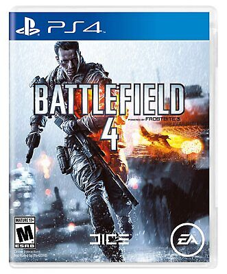 Battlefield 4 - PlayStation 4 - Ps4 Games - Brand New Factory Sealed