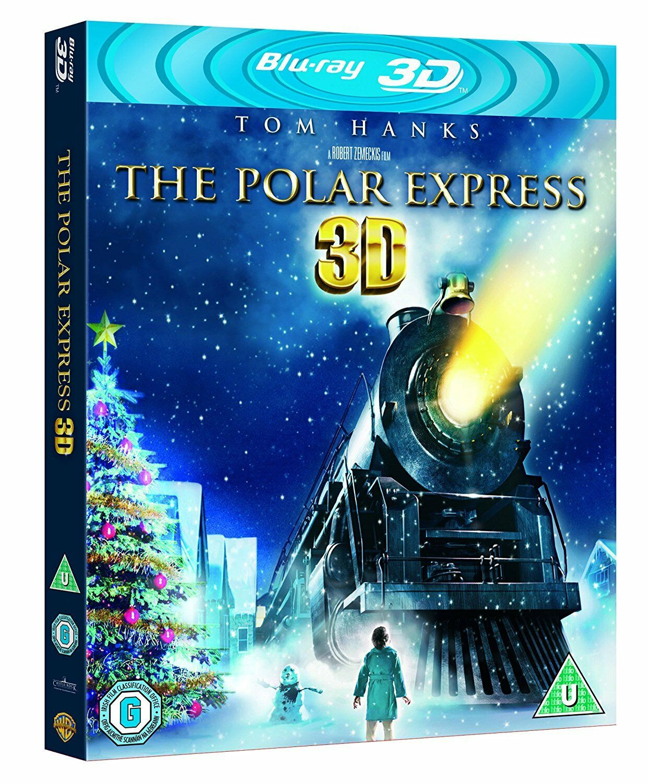 POLAR EXPRESS BLU RAY DVD COMBO