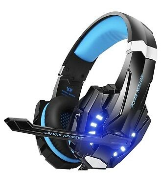 stereo gaming headphone headset with microphone For Xbox One Ps4 Pc Nintendo