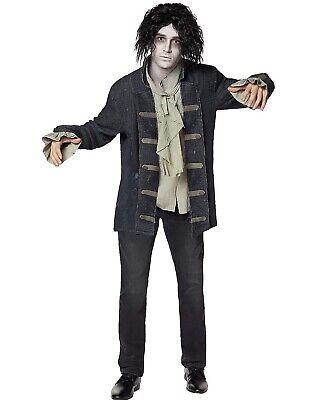 NEW Disney Hocus Pocus Billy Butcherson Halloween Adult Costume Size Large/XL