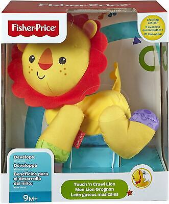 Fisher-Price Touch 'n Crawl Lion DGM69 9M+