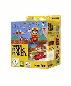 Super Mario Maker -- Limited Edition Pack (Nintendo Wii U, 2015) - <span itemprop=availableAtOrFrom>Köln, Deutschland</span> - Super Mario Maker -- Limited Edition Pack (Nintendo Wii U, 2015) - Köln, Deutschland