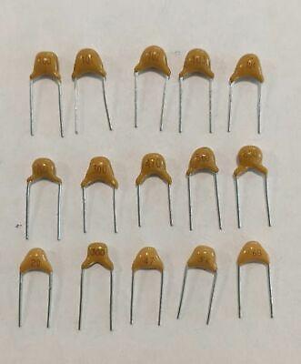 Monolithic Multilayer Ceramic Capacitors -5 Pcs- Any Value-10pf-2.2uf Mr Circuit