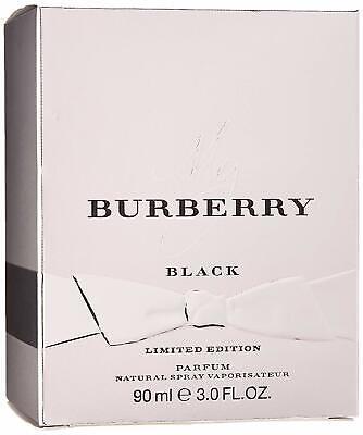 My Burberry Black Silver Limited Edition Parfum Spray 3.0 oz Perfume SEALED