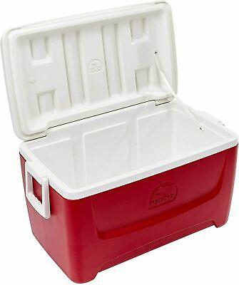 Igloo Island Breeze 48 QT Red Ice Chest Cooler Cool Box