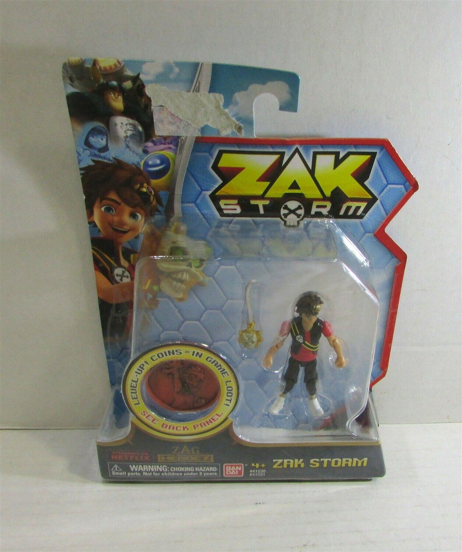 Zak Storm Skullivar 3-inch Scale Action Figure Kids Toy COLLECT THEM ALL!!