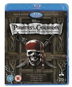 Pirates-of-the-Caribbean-1-4-Box-Set-Blu-ray-5-Disc-DVD-BOXSET-BRAND-NEW