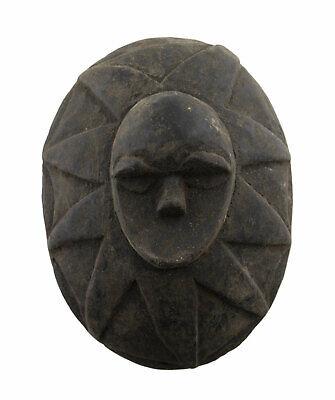 Masquette Mask Diminutive African Teke Eket Nigeria 12.5cm Art First 16763